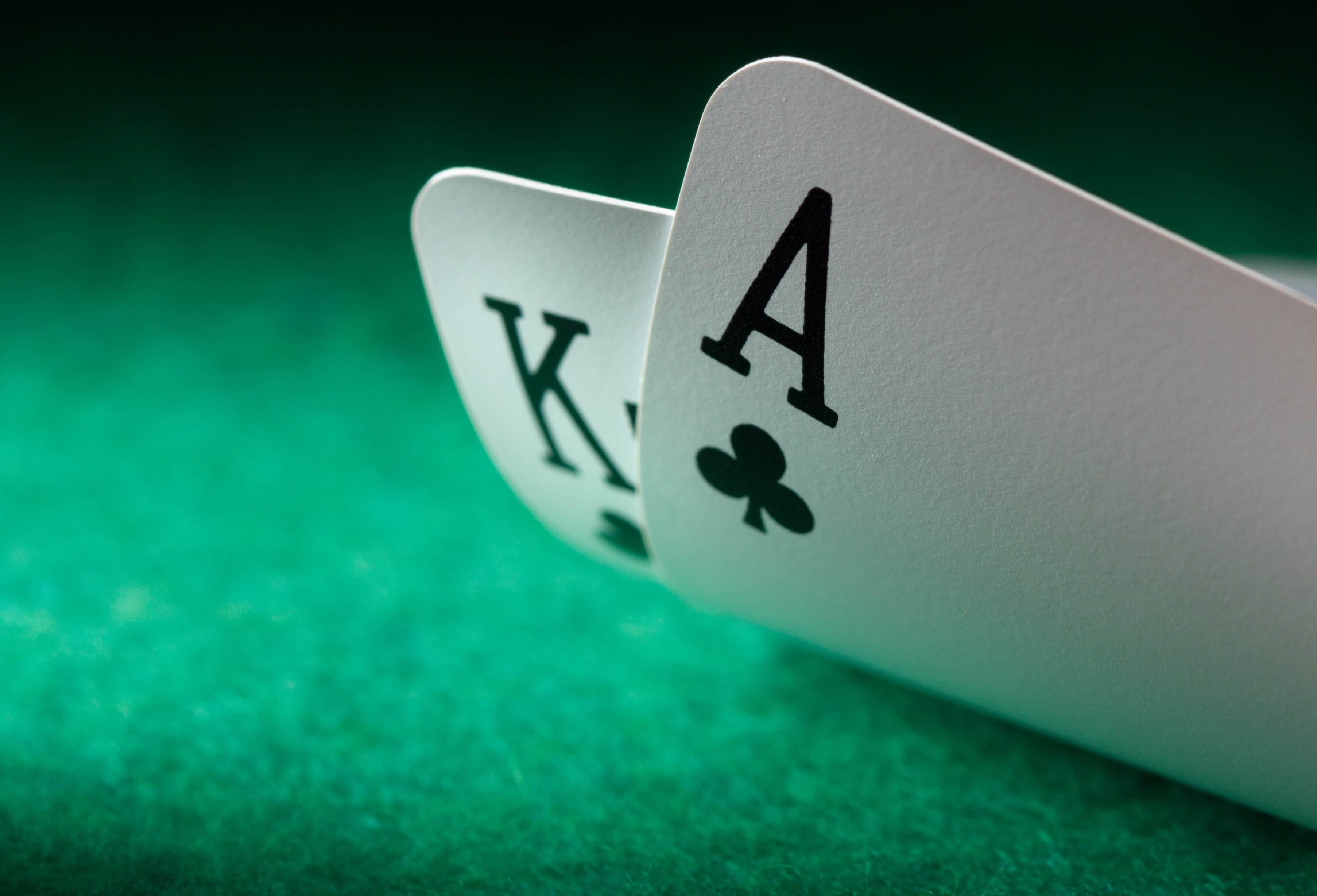mano ganadora en Blackjack gratuito