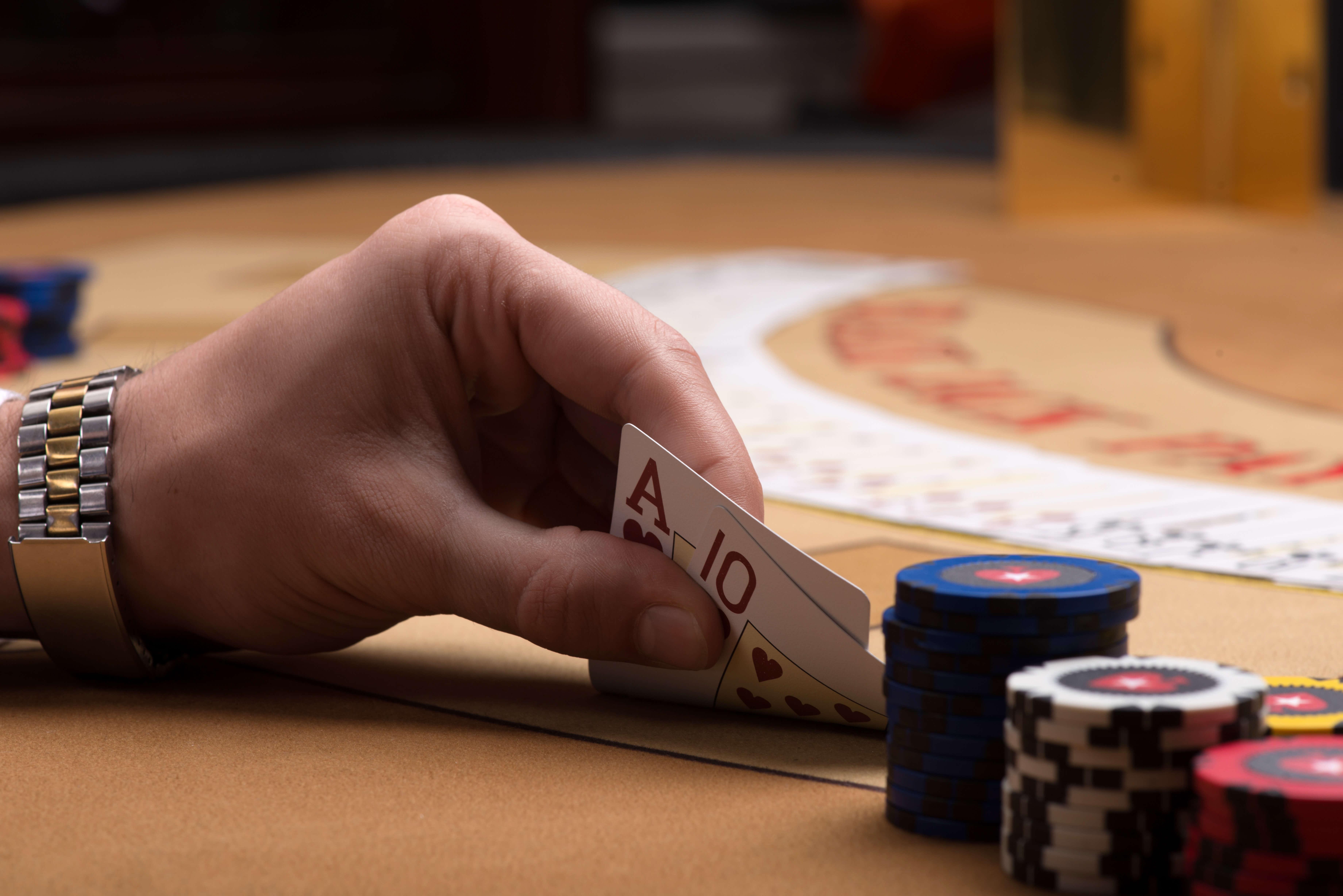 Guia para jugar al blackjack