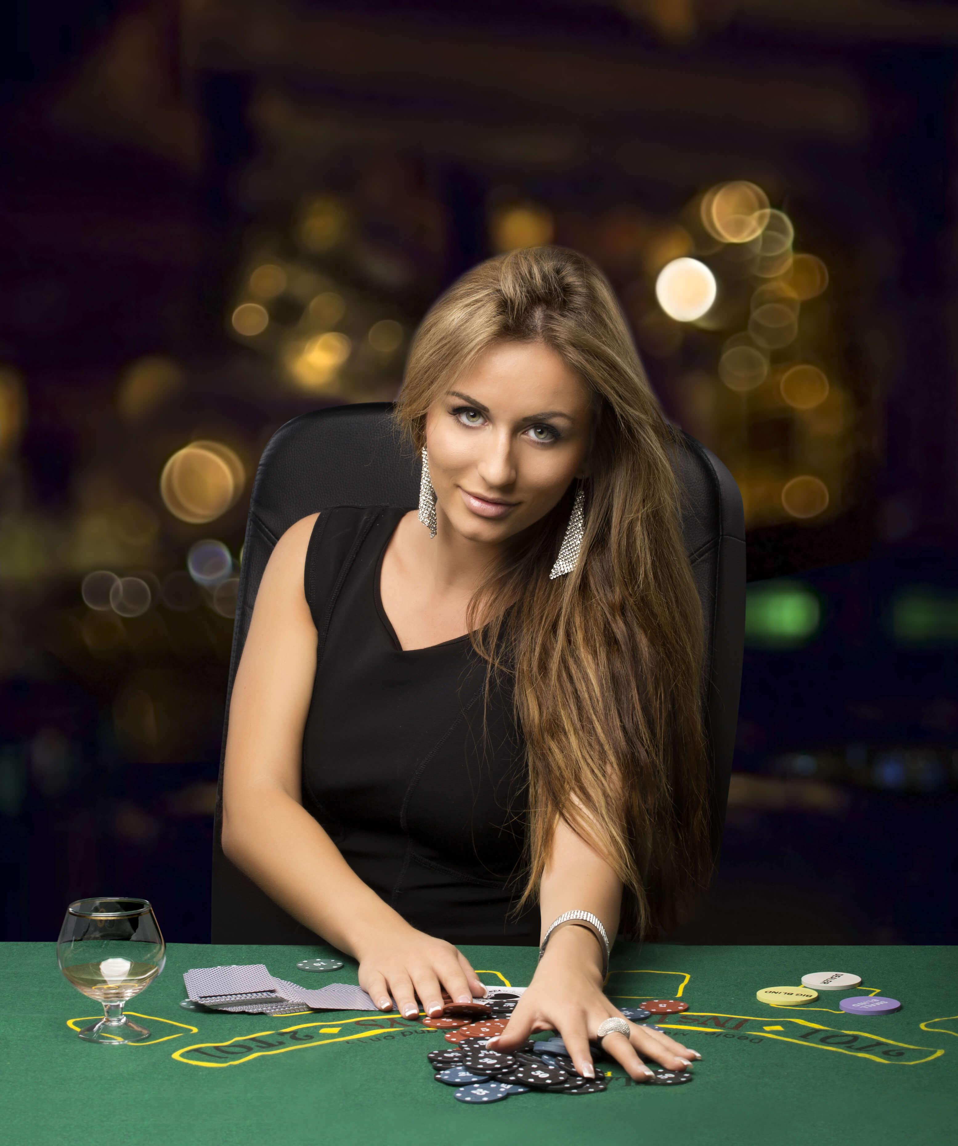 Normas del blackjack online en vivo