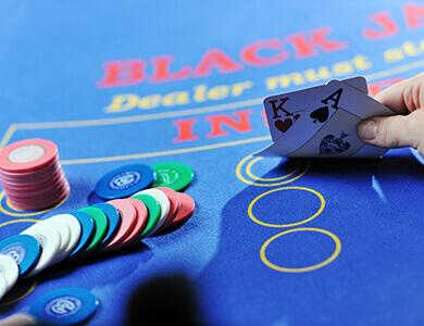 Estrategias para el Blackjack online