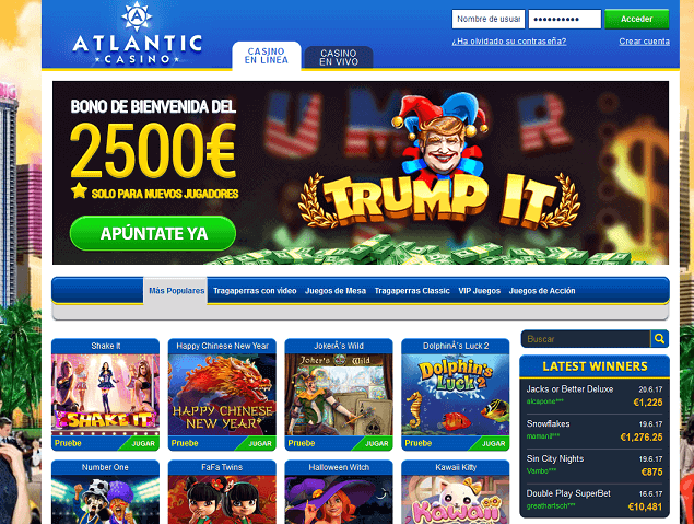 Atlantic Casino analisis