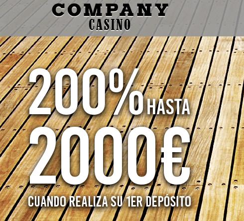 Company Casino bono