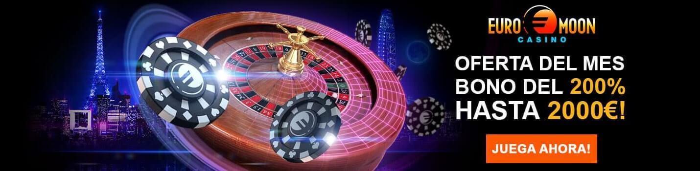 Euromoon Blackjack Header