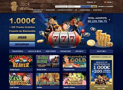 jackmillion analisis