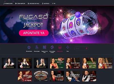 casino disco jackpot