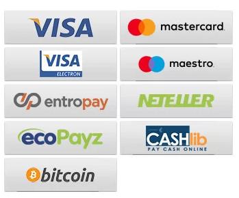 Métodos de pago 14Red