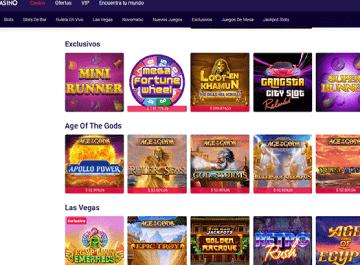 Partycasino casinos