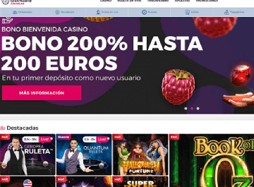 casino gran madrid analisis