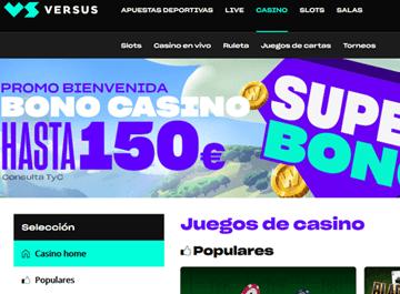 Versus casino
