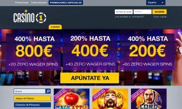 Casino 1 Club España