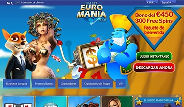 euromania casino España