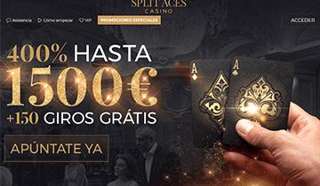 splitaces casino España