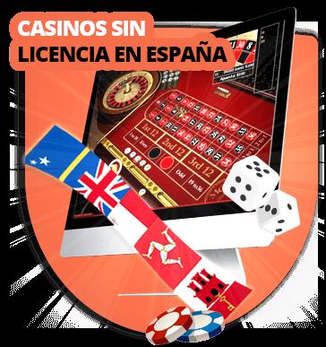 casinos sin licencia españa