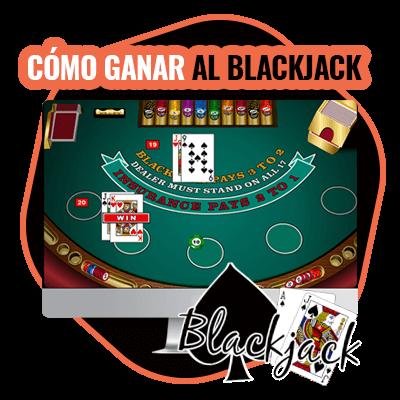 como ganar blackjack