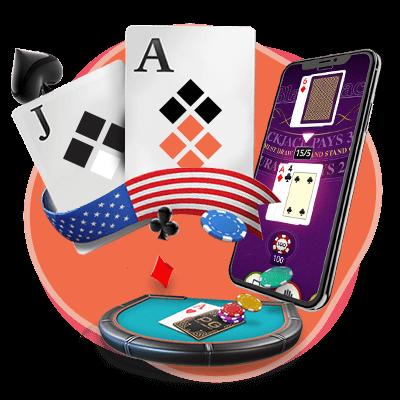 blackjack online variantes