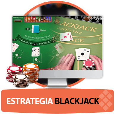 estrategia blackjack