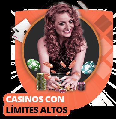 casino limites altos