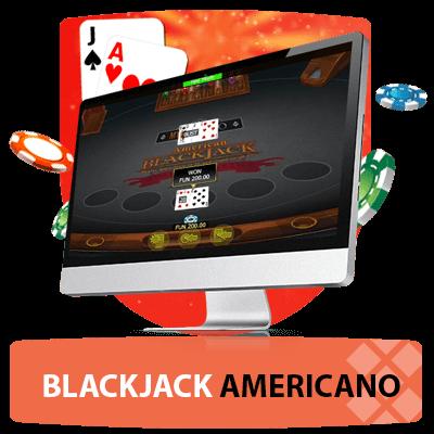 cómo jugar blackjack americano