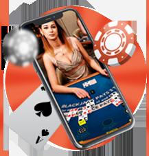 blackjack en vivo