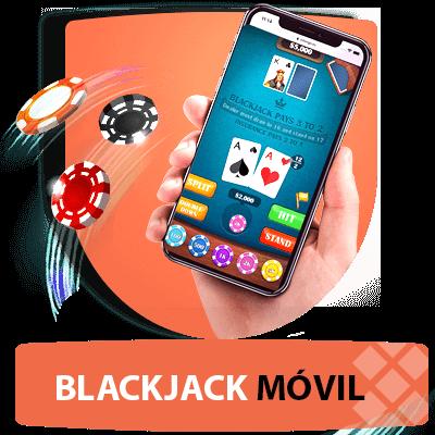 Blackjack móvil