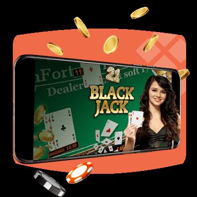 Blackjack para iOS y Android